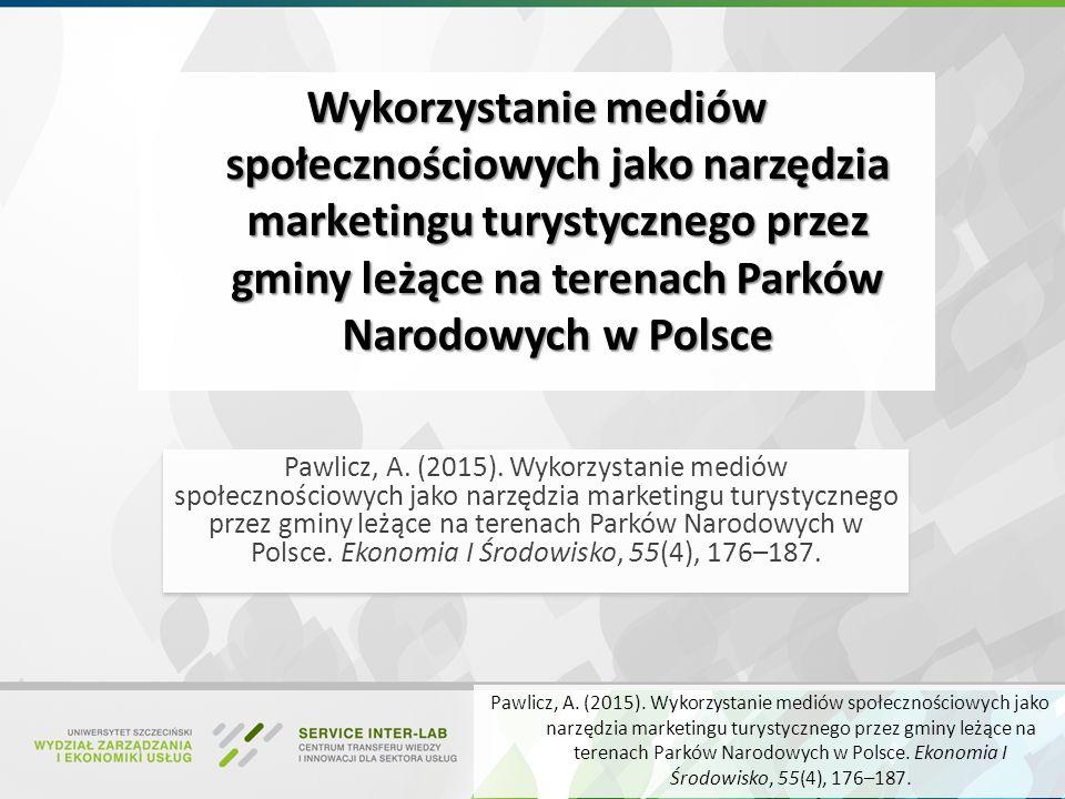 Pawlicz, A.(2015).