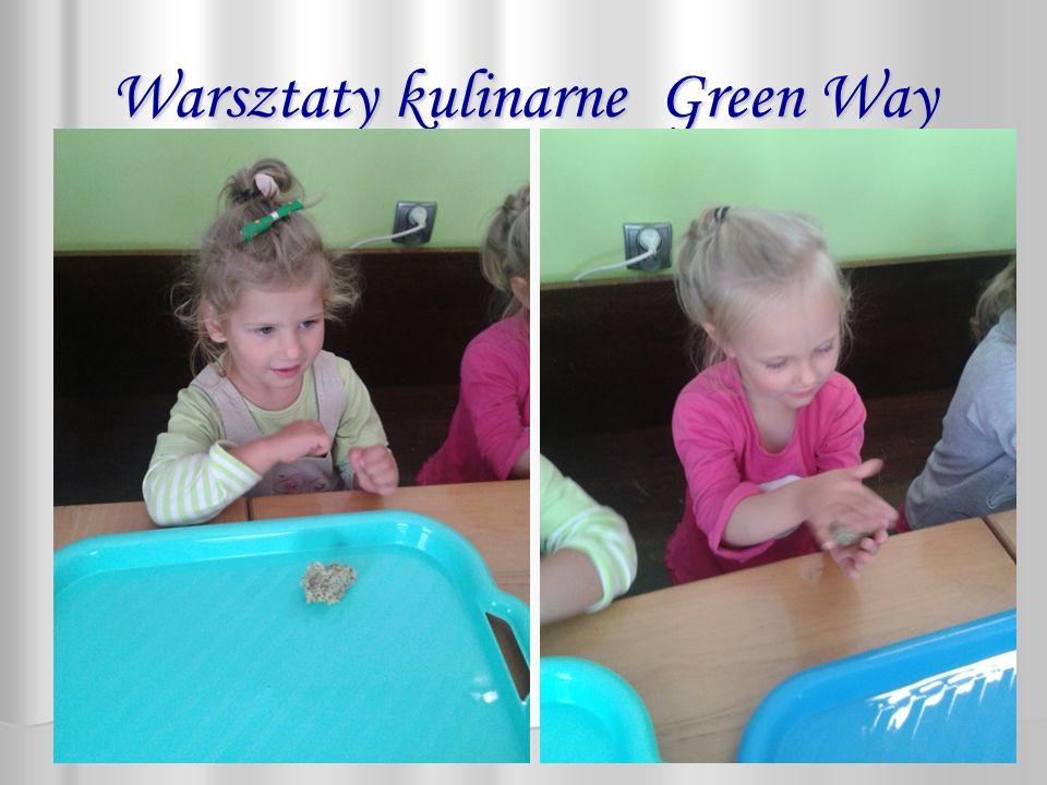 Warsztaty kulinarne Green Way