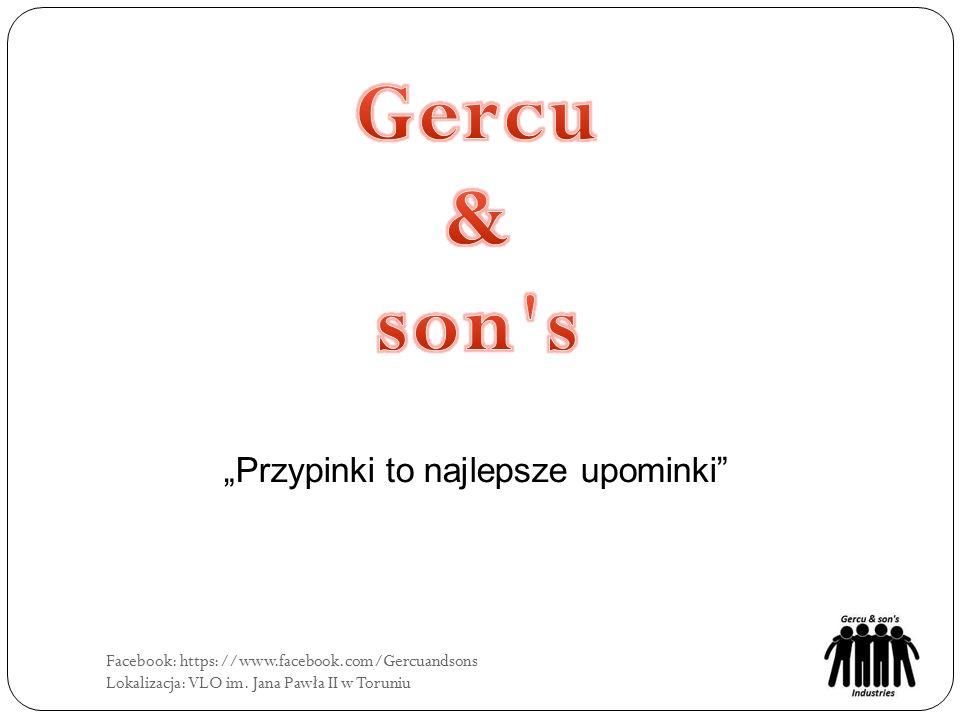 """""""Przypinki to najlepsze upominki Facebook: https://www.facebook.com/Gercuandsons Lokalizacja: VLO im."""