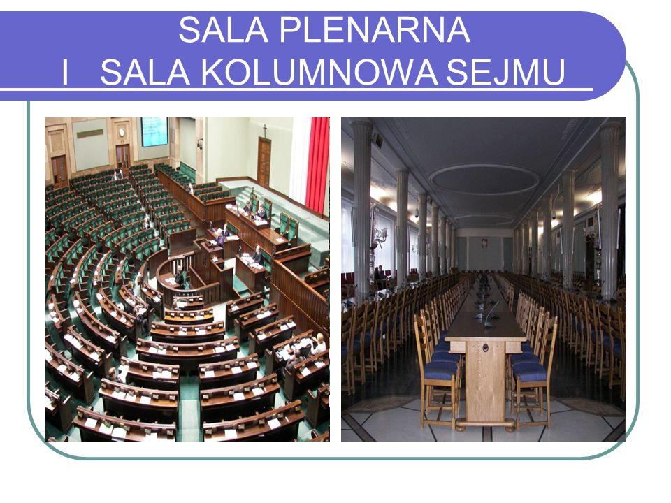 SENAT Składa się ze 100 senatorów wybieranych na okres 4 lat w głosowaniu: 1/ tajnym 2/ równym 3/w wyborach powszechnych, 4/w wyborach bezpośrednich 5/w wyborach większościowych Kadencja trwa 4 lata.