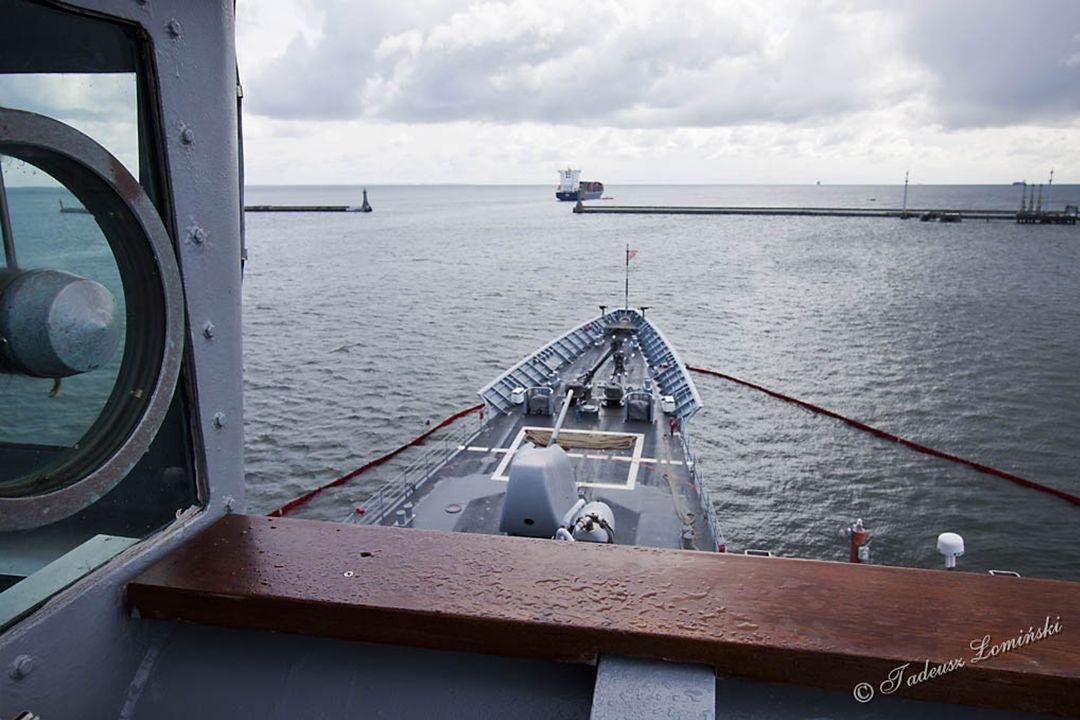 Foto i opracowanie: Tadeusz Łomiński 2012 © Muzyka: Hans Zimmer – Navy Seals Theme - fragment
