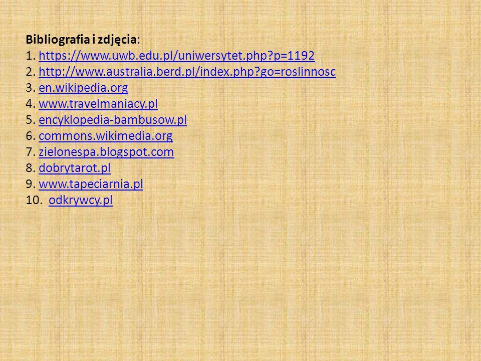 Bibliografia i zdjęcia: 1. https://www.uwb.edu.pl/uniwersytet.php?p=1192 2.