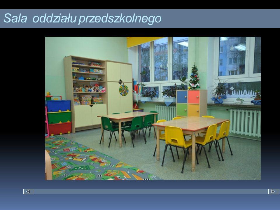 Sale edukacji wczesnoszkolnej