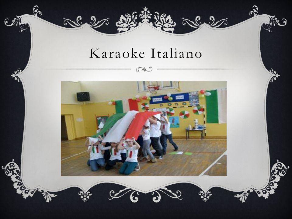 Karaoke Italiano