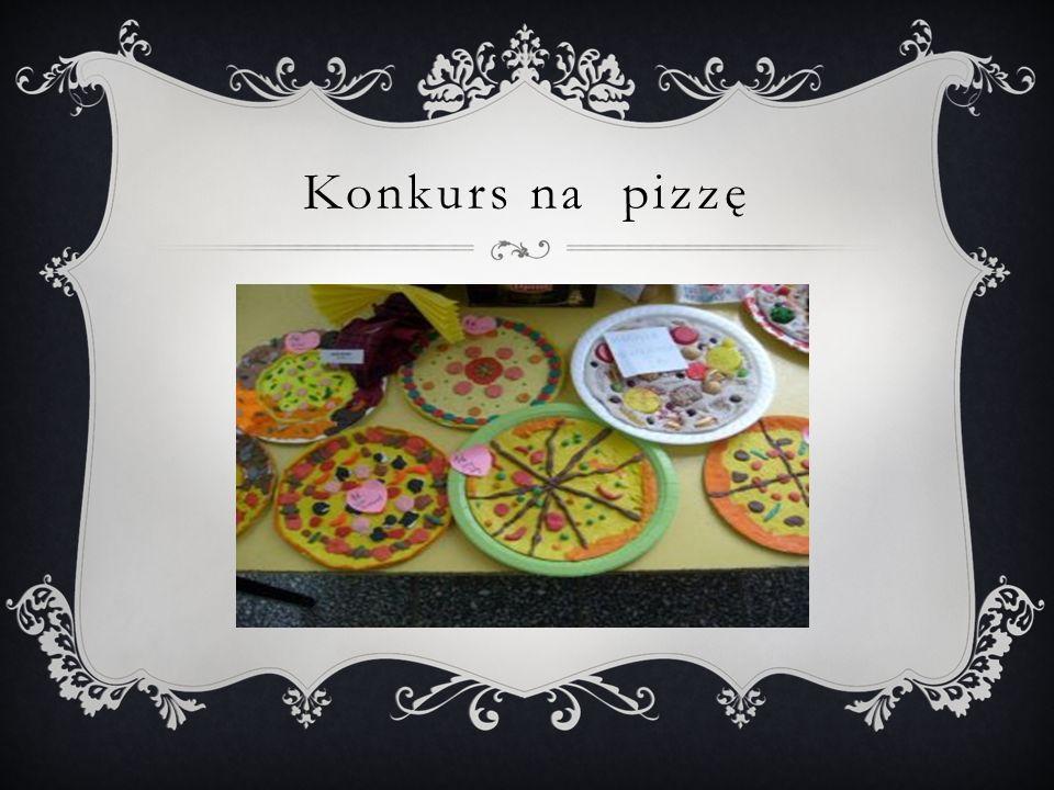 Konkurs na pizzę