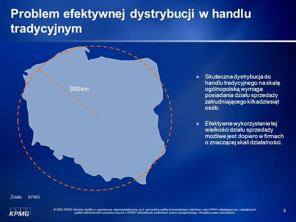 3 © 2009 KPMG Advisory Spółka z ograniczoną odpowiedzialnością sp.k. jest polską spółką komandytową i członkiem sieci KPMG składającej się z niezależn