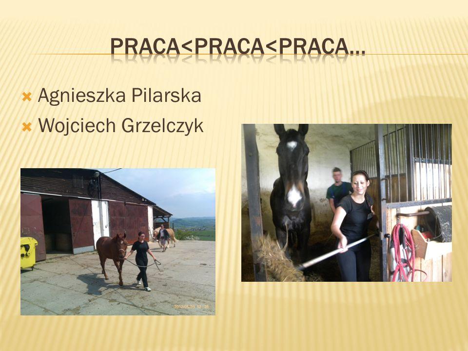  Agnieszka Pilarska  Wojciech Grzelczyk