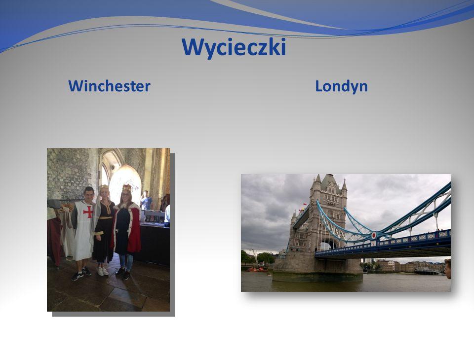 Wycieczki Winchester Londyn