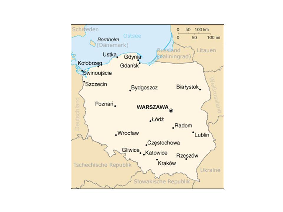 Polen im Herzen Europas