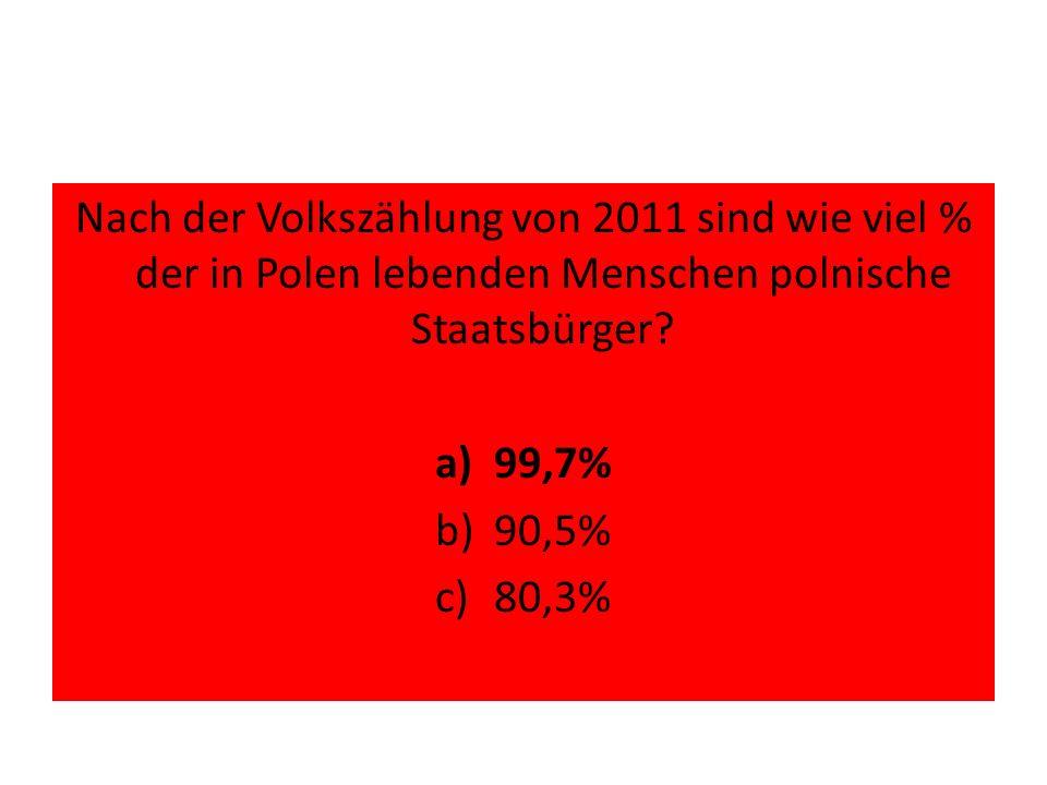 2. Quiz zu Polen Was weißt du eigentlich zu Polen