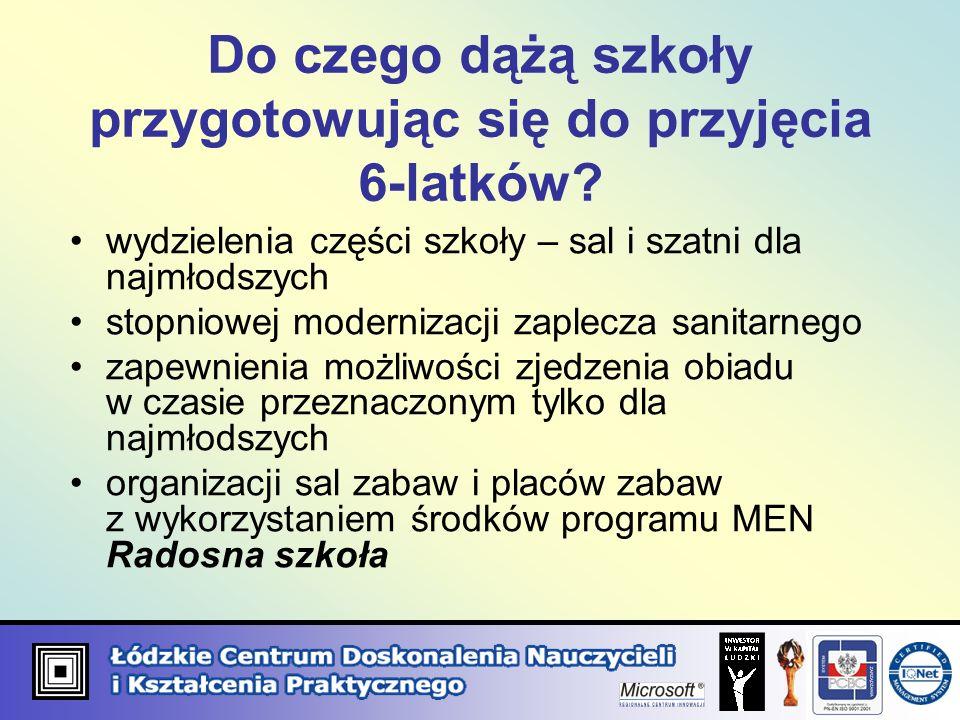 Opracowanie prezentacji: Łódzkie Centrum Doskonalenia Nauczycieli i Kształcenia Praktycznego Teresa Dąbrowska Hanna Derewlana Małgorzata Marczak Beata Wosińska