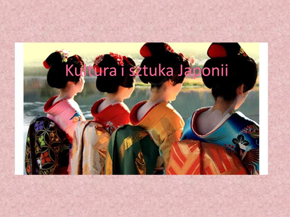 Kultura i sztuka Japonii
