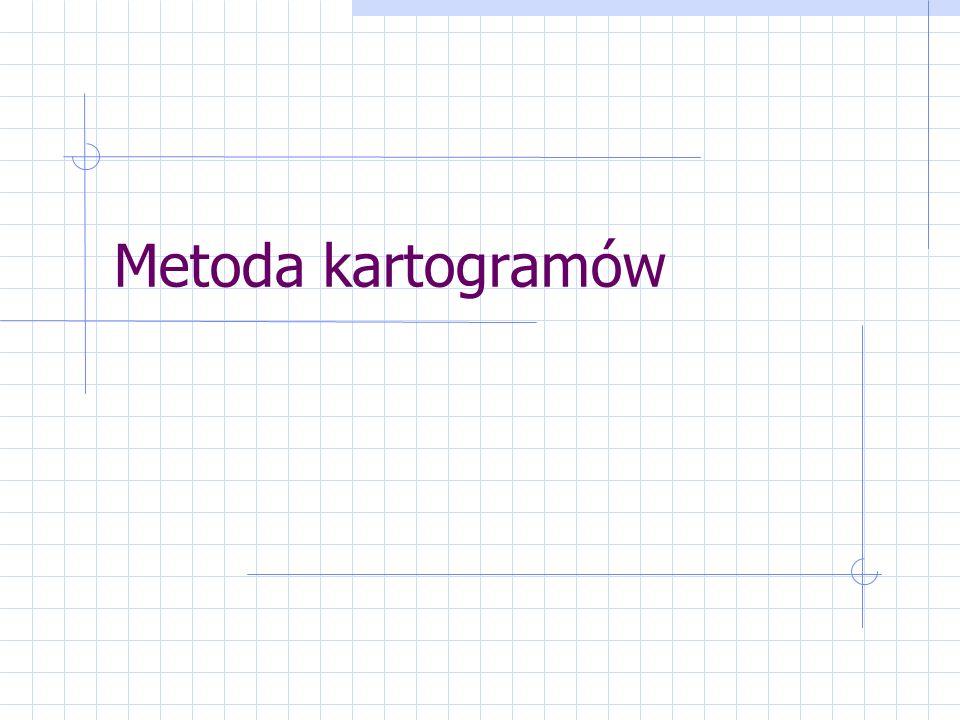 Metoda kartogramów