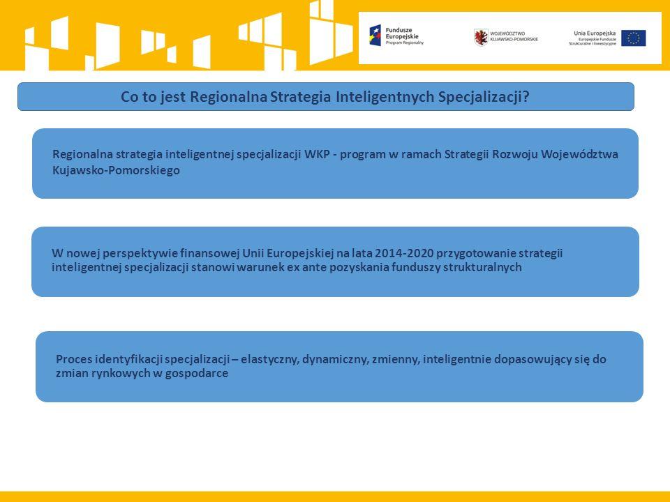 Co to jest Regionalna Strategia Inteligentnych Specjalizacji.