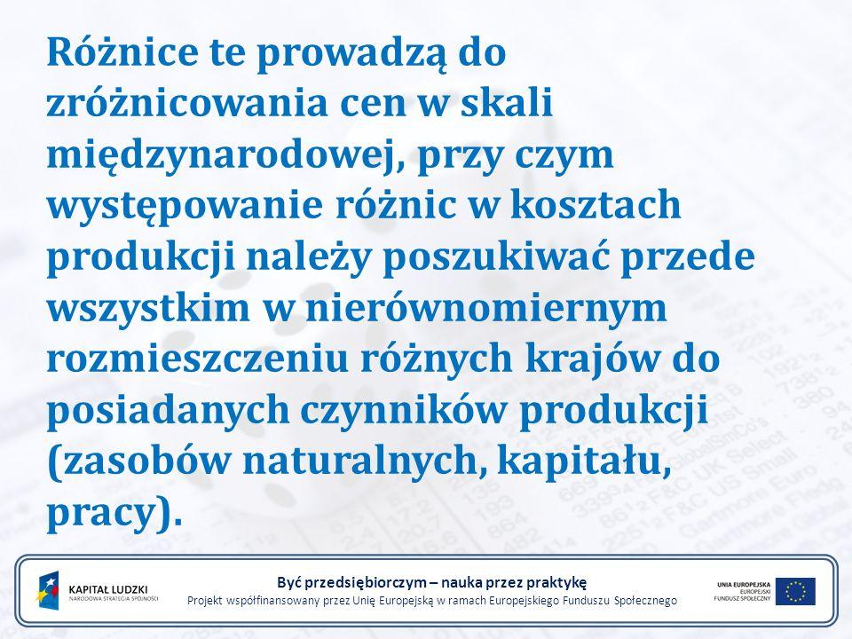 Polski w środku Europy, może stworzyć specjalne strefy ekonomiczne, duży rynek zbytu, towarów i usług.