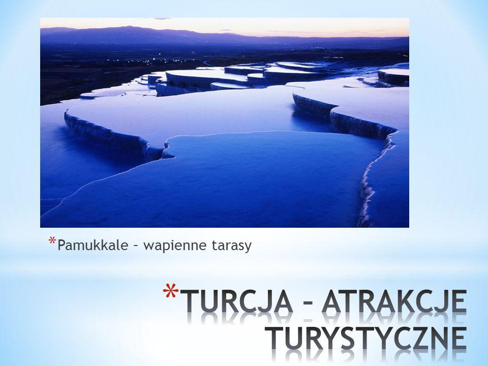 * Antalya – stolica Riviery Tureckiej