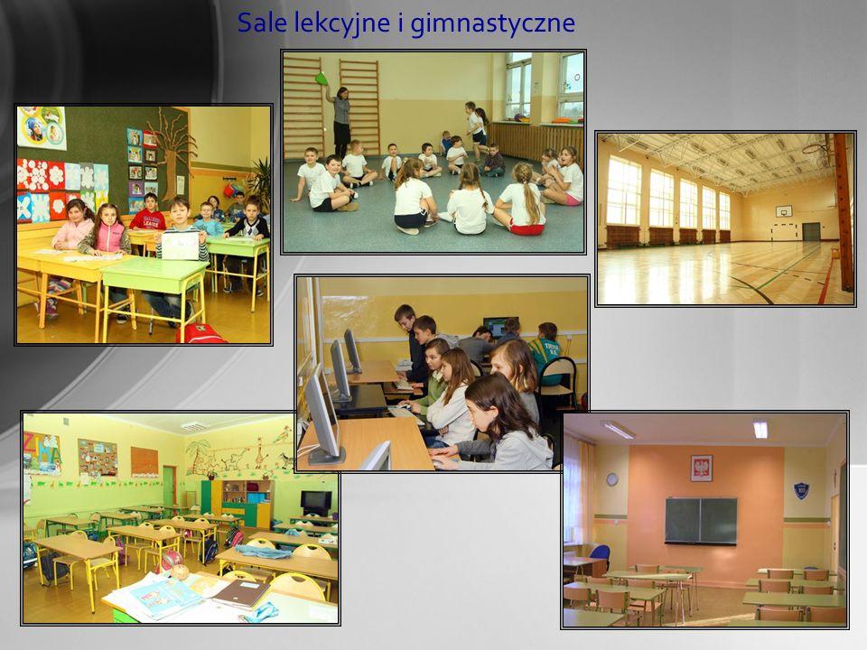 Sale lekcyjne i gimnastyczne