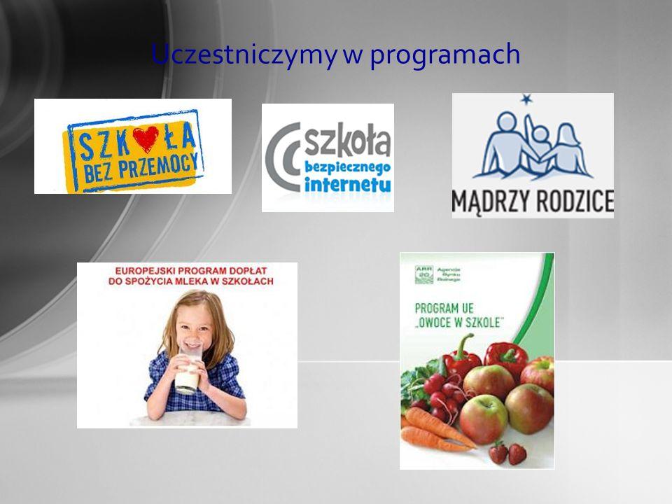 Uczestniczymy w programach