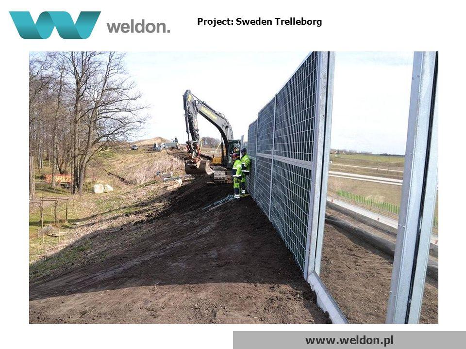 www.weldon.pl Project: Sweden Trelleborg