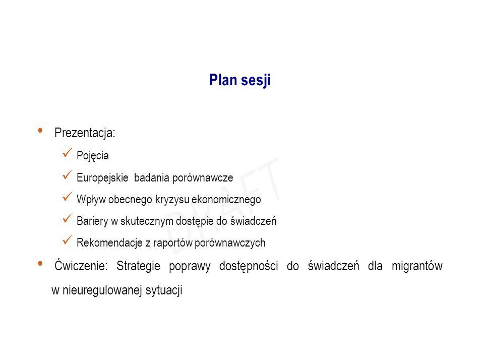 Literatura HUMA Network Health for Undocumented Migrants and Asylum Seekers, Collantes S, Soler A, Klorek N, Maśliński K.