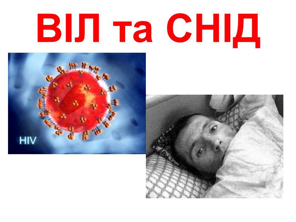 ВІЛ та СНІД