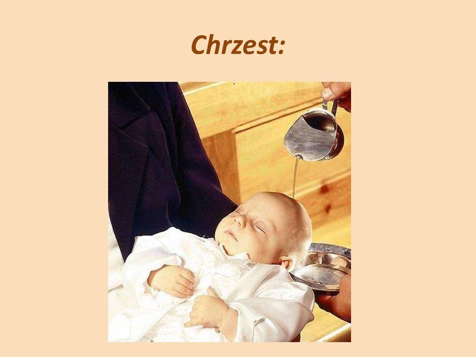 Chrzest: