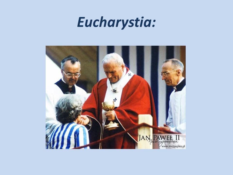 Eucharystia: