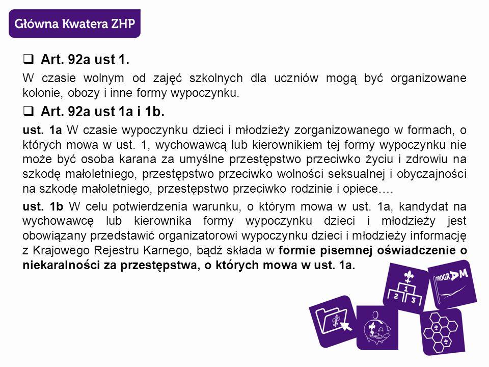  Art. 92a ust 1.