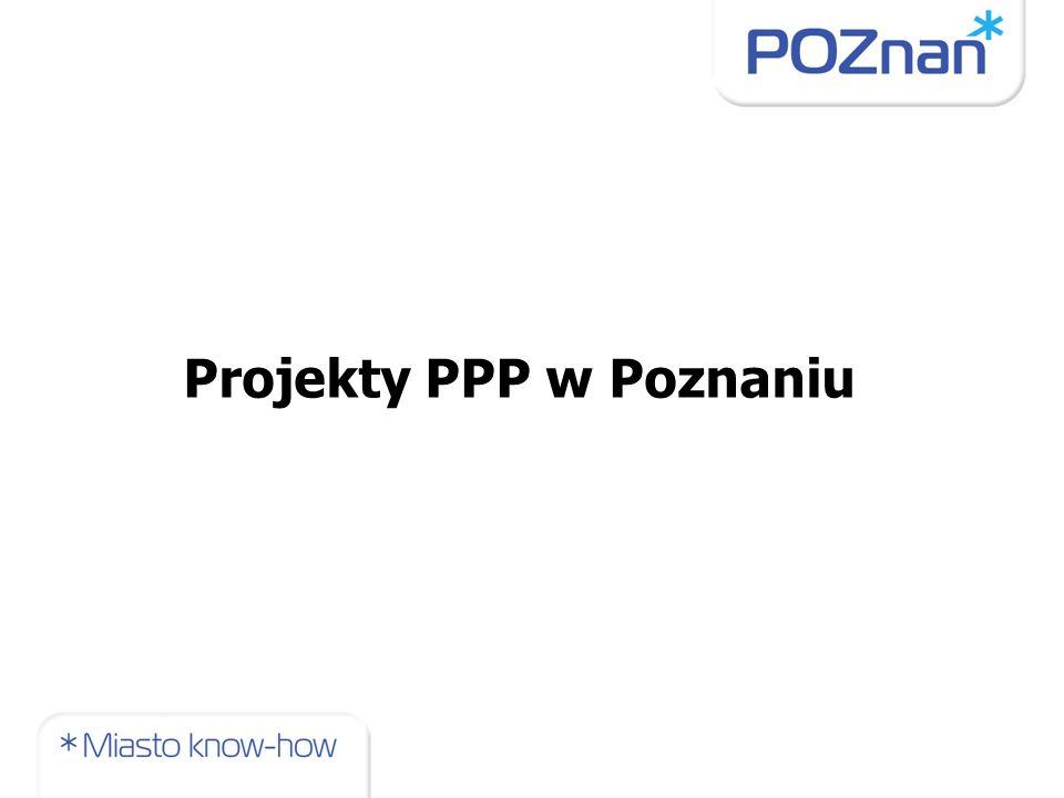 Projekty PPP w Poznaniu