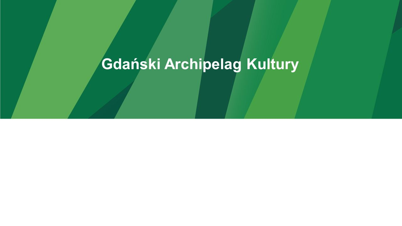 Gdański Archipelag Kultury