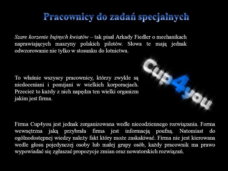 Szare korzenie bujnych kwiatów – tak pisał Arkady Fiedler o mechanikach naprawiających maszyny polskich pilotów. Słowa te mają jednak odwzorowanie nie