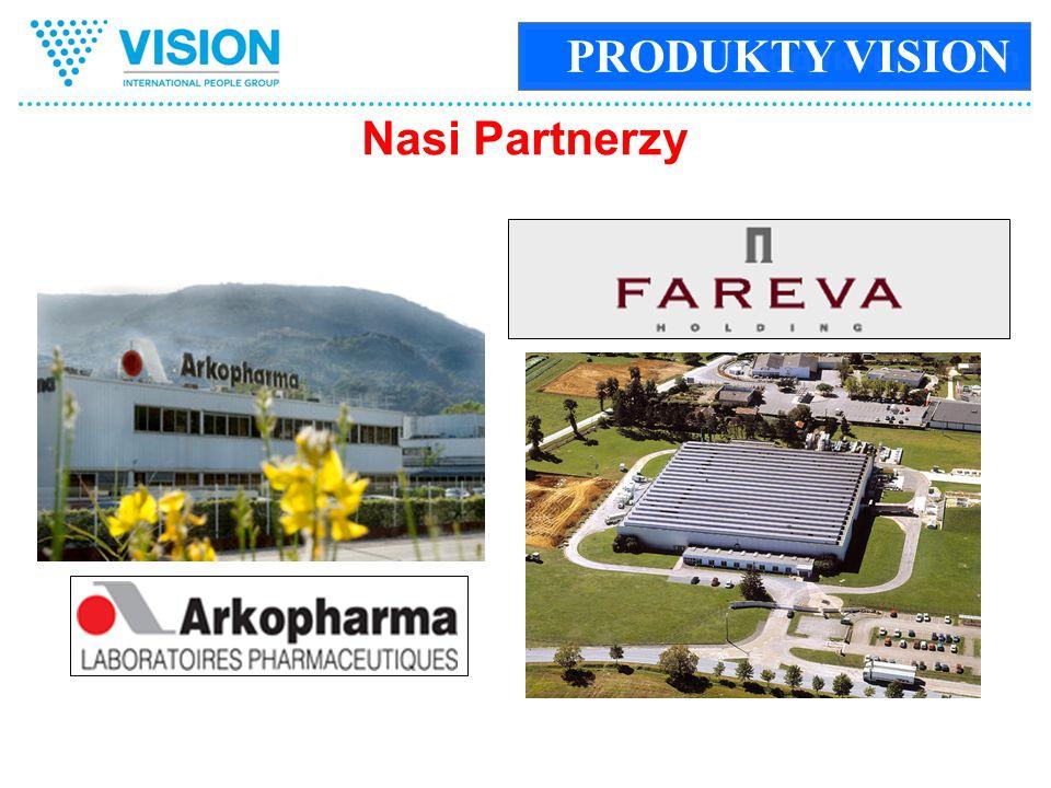 Продукты Vision Nasi Partnerzy PRODUKTY VISION