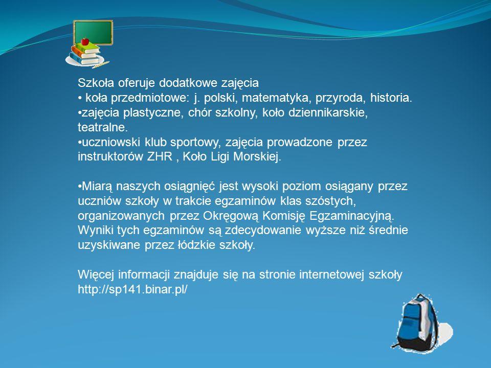 """Od roku szkolnego 2009/10 w szkole jest realizowany projekt edukacyjny, finansowany z funduszy europejskich pod nazwą """"Wesoła e-szkoła ."""