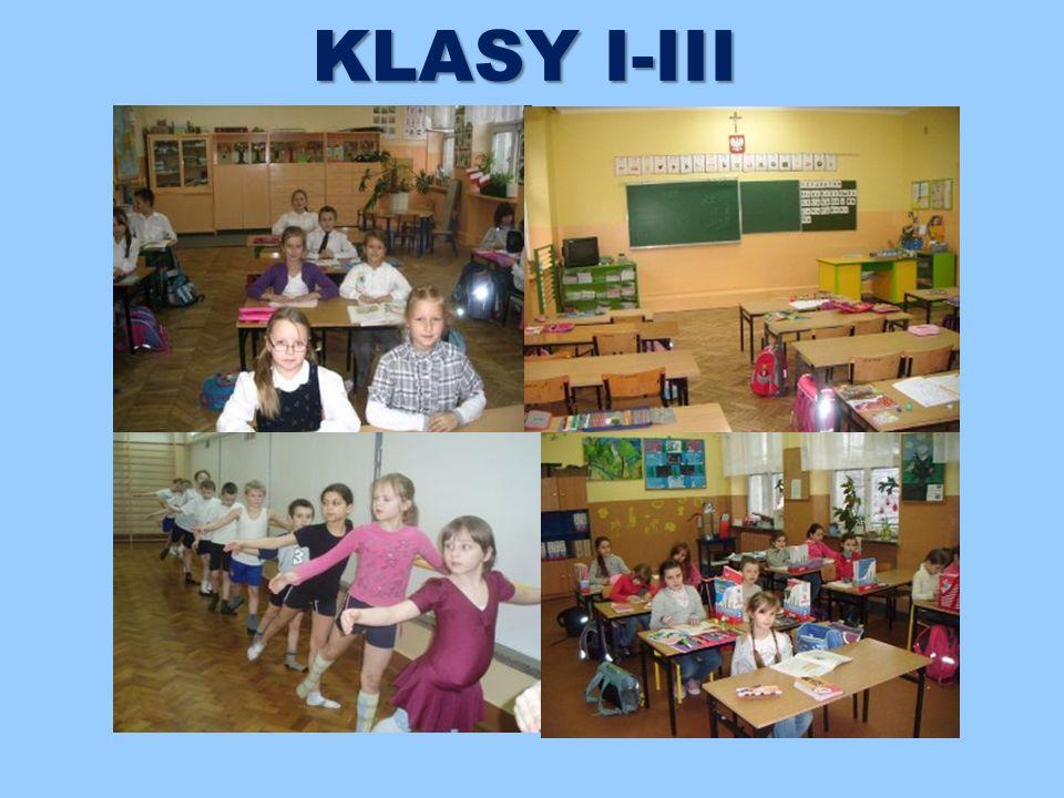 KLASY I-III
