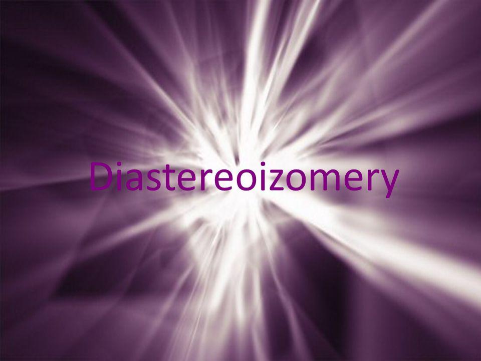 Diastereoizomery