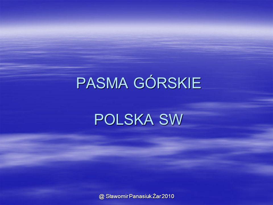 PASMA GÓRSKIE POLSKA SW