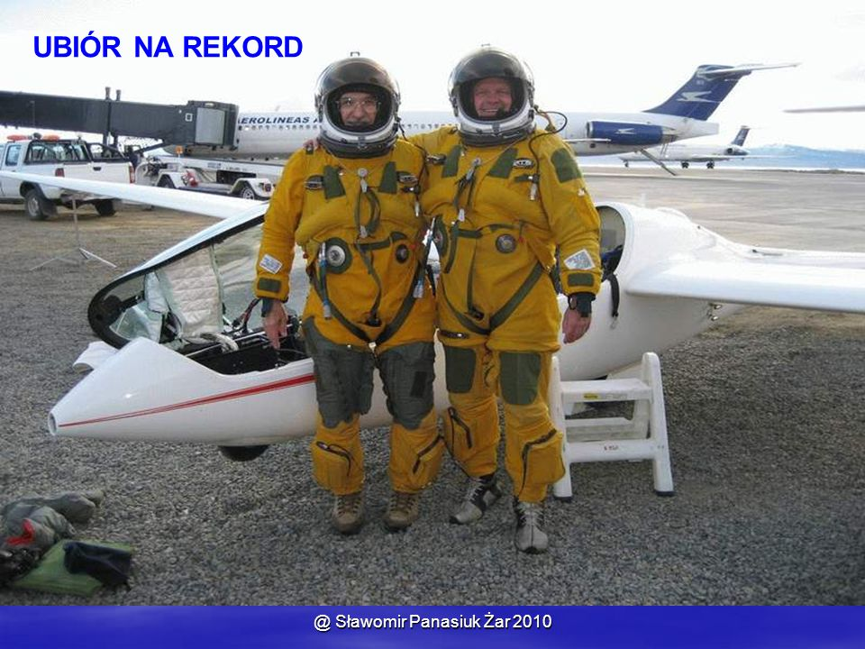 @ Sławomir Panasiuk Żar 2010 UBIÓR NA REKORD