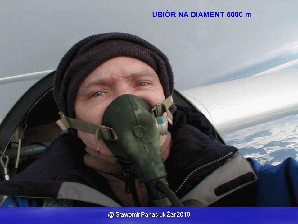 @ Sławomir Panasiuk Żar 2010 UBIÓR NA DIAMENT 5000 m
