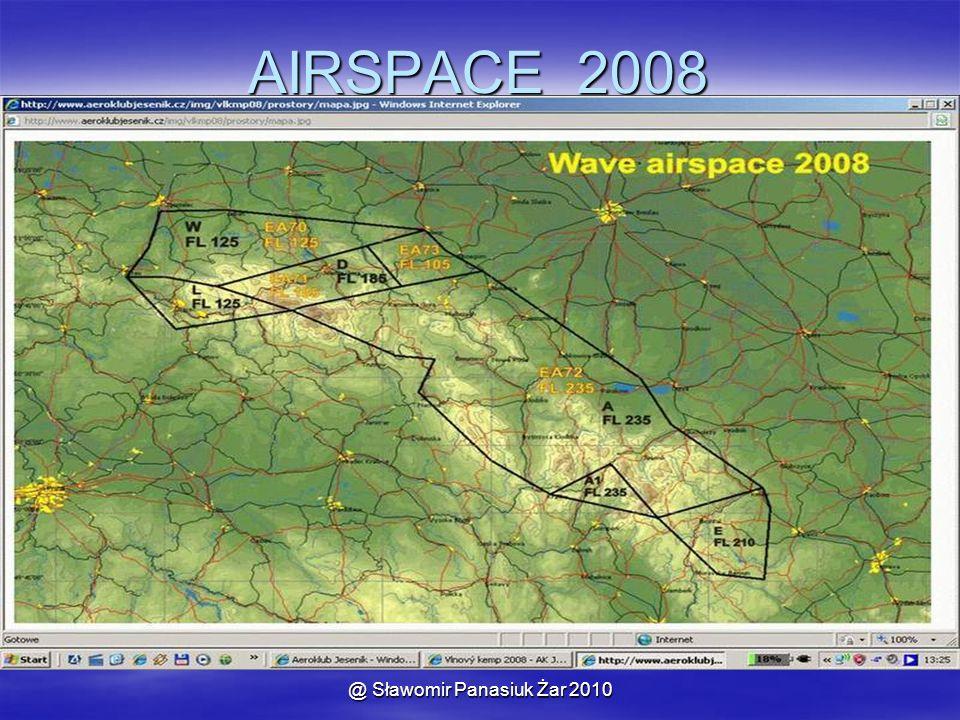 @ Sławomir Panasiuk Żar 2010 AIRSPACE 2008