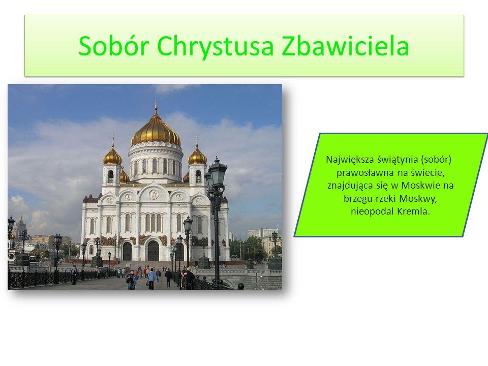 Klasztor i cmentarz Nowodziewiczy Moskiewski cmentarz położony przy monasterze Nowodziewiczym.