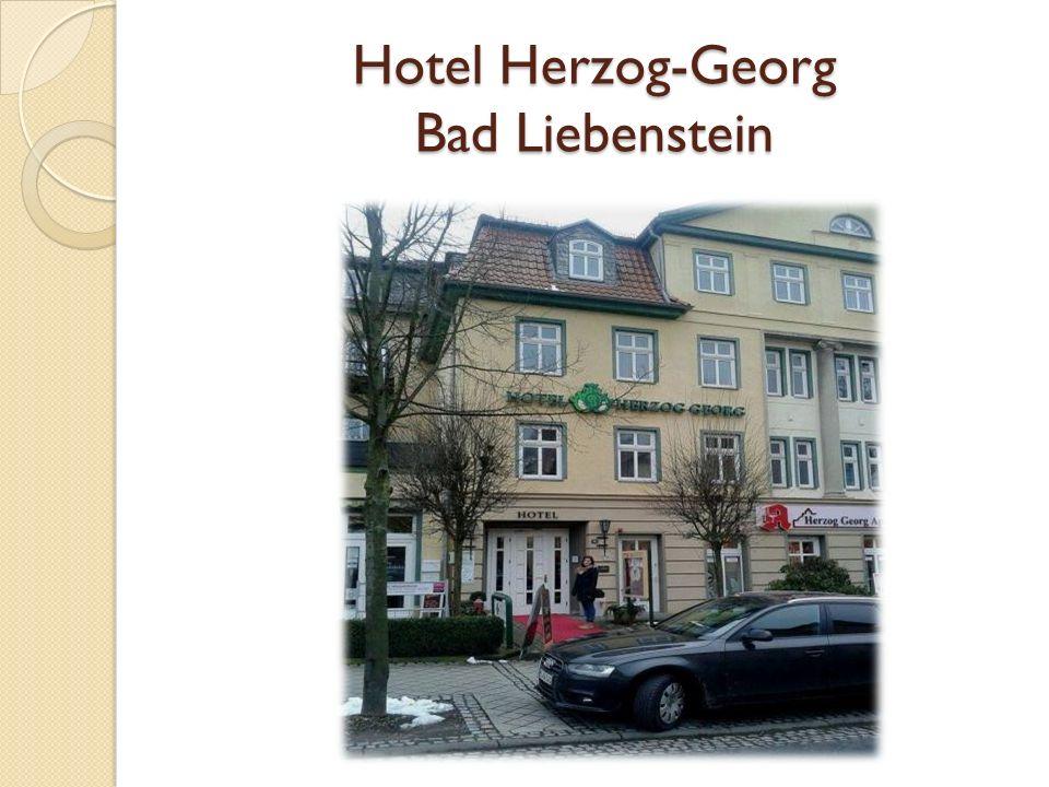 Hotel Herzog-Georg Bad Liebenstein