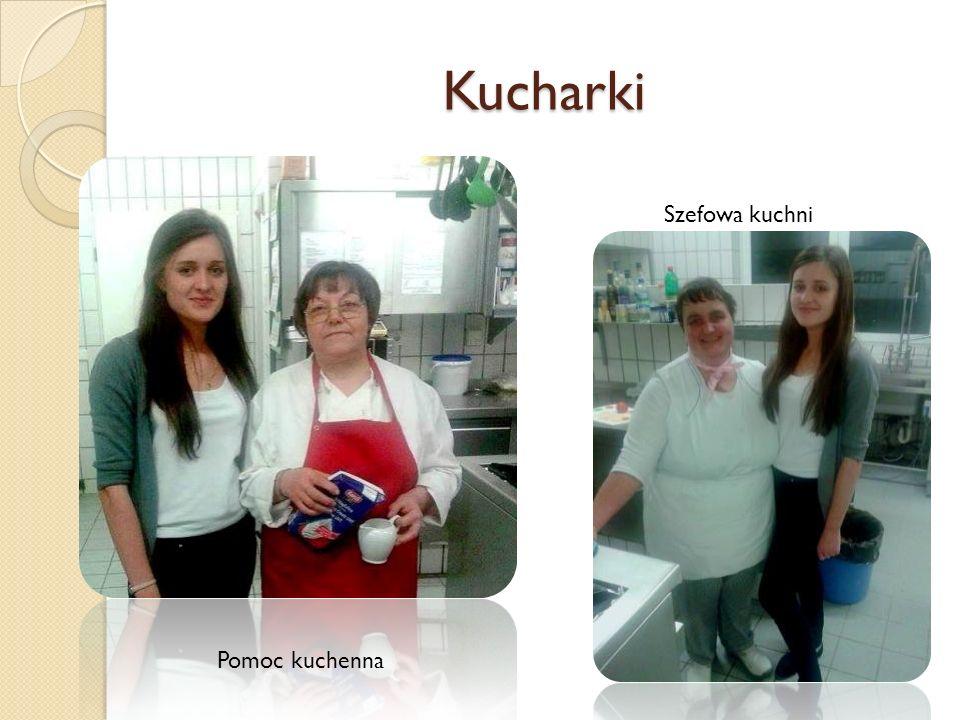 Kucharki Szefowa kuchni Pomoc kuchenna