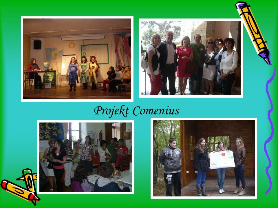 Projekt Comenius