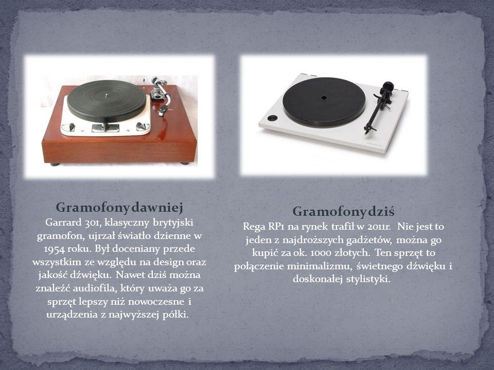 Gramofony dawniej Garrard 301, klasyczny brytyjski gramofon, ujrzał światło dzienne w 1954 roku. Był doceniany przede wszystkim ze względu na design o