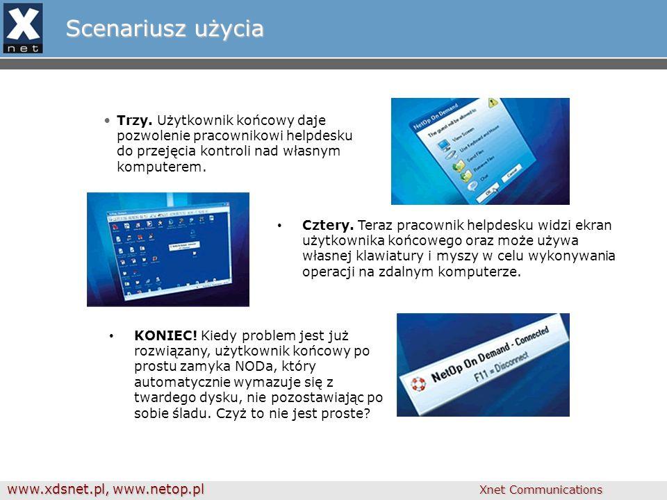 www.xdsnet.pl, www.netop.pl Xnet Communications Trzy.