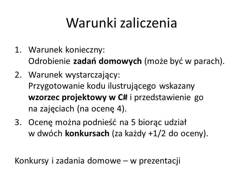 Pamiątka (Memeno) Inna nazwa: Znacznik (Token) Cel: Zapis wewnętrznego stanu obiektu (źródła) bez jego udostępniania; opis stanu = pamiątka https://sourcemaking.com/design_patterns/memento