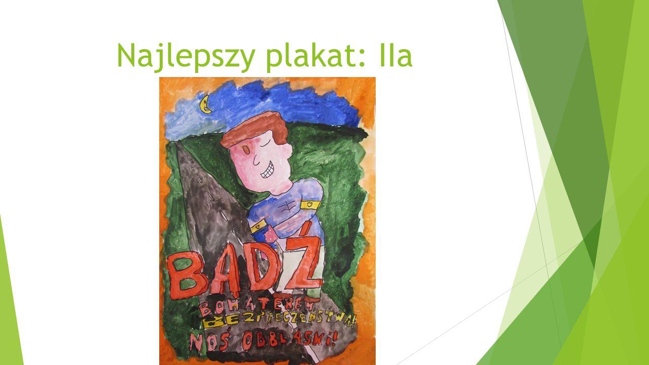 Najlepszy plakat: IIa