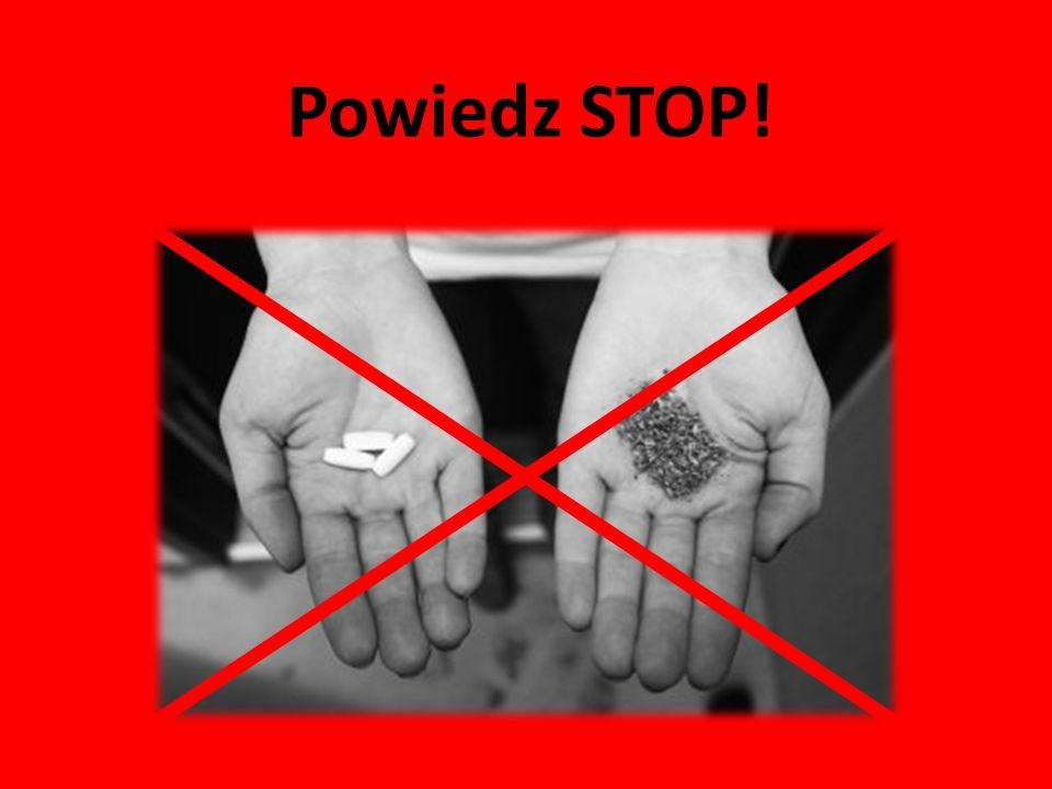 Źródła: http://www.poradnikzdrowie.pl/psychologia/nalogi/dopalacze- objawy-zatrucia-i-skutki-uboczne-zazywania-dopalaczy_37554.html https://portal.abczdrowie.pl/skutki-zazywania-narkotykow http://www.echodnia.eu/swietokrzyskie/zdrowie-i- uroda/artykuly/art/8760713,dopalacze-odpalaja-bombe-zegarowa- jakie-objawy-wywoluja-i-jakie-moga-byc-skutki-ich- stosowania,id,t.html https://portal.abczdrowie.pl/skutki-zazywania-narkotykow http://www.poradnikzdrowie.pl/psychologia/nalogi/dopalacze- objawy-zatrucia-i-skutki-uboczne-zazywania-dopalaczy_37554.html