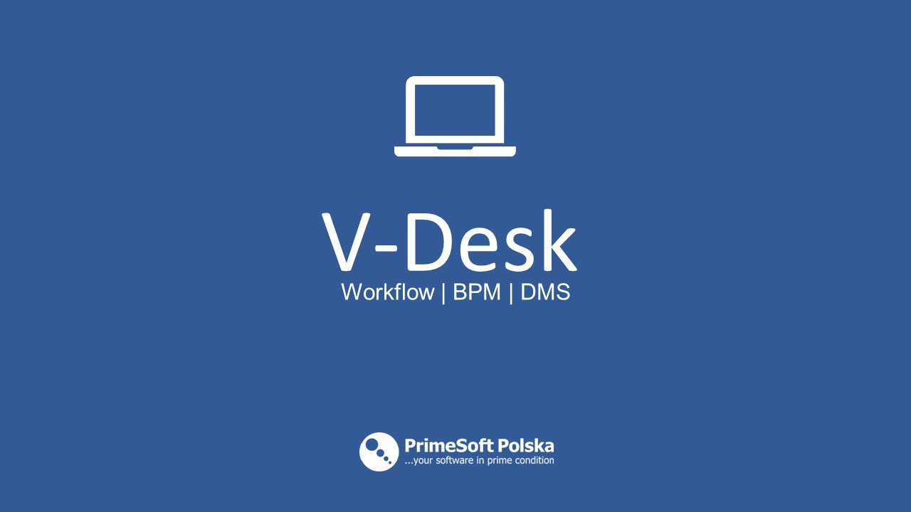 Workflow | BPM | DMS V-Desk