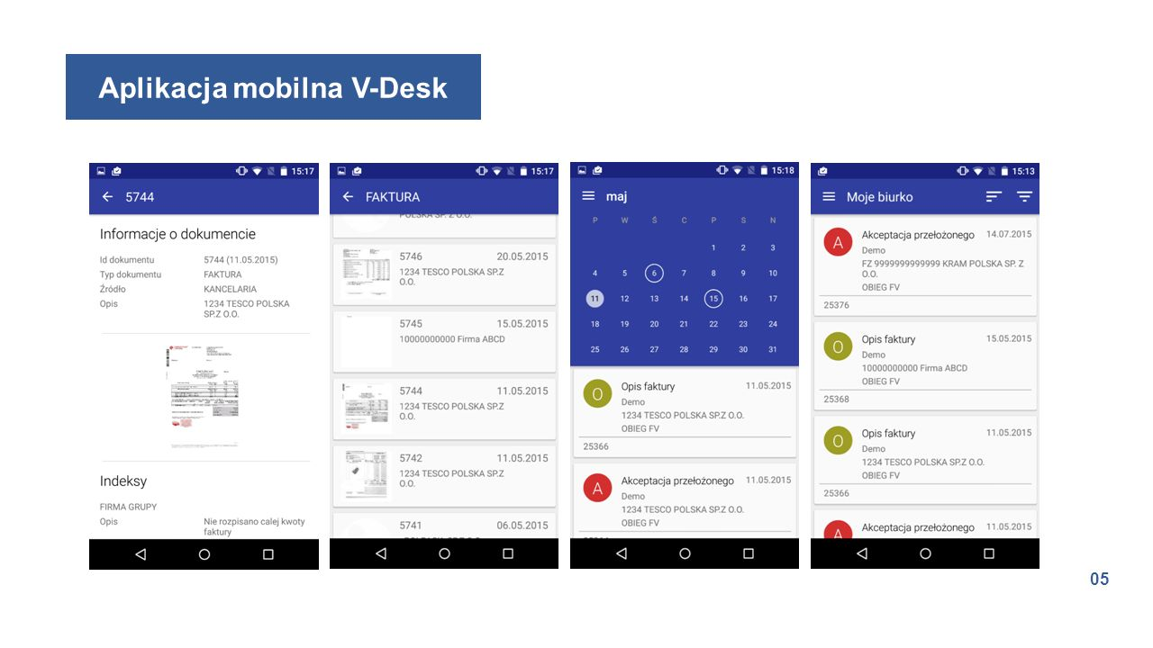 05 Aplikacja mobilna V-Desk